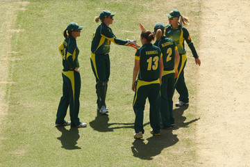 Alyssa Healy Australia v West Indies: Game 4
