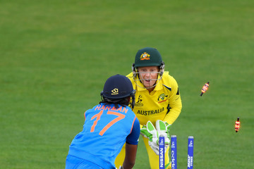 Alyssa Healy Australia v India - ICC Women's World Cup 2017
