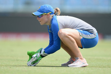 Alyssa Healy Australia Women Media Access