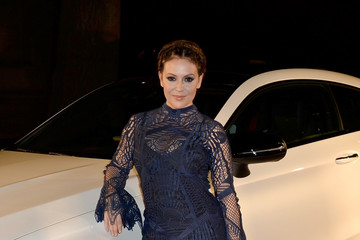 Alyssa Milano Rolling Stone Live: Houston Presented by Budweiser and Mercedes-Benz. Produced in Partnership With Talent Resources Sports. - Arrivals