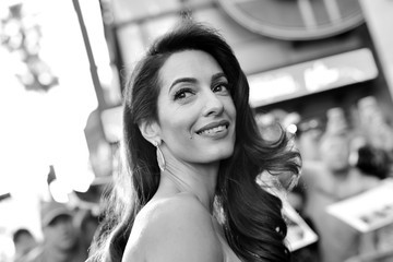 Amal Clooney American Film Institute's 46th Life Achievement Award Gala Tribute To George Clooney - Red Carpet