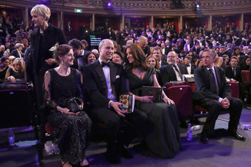Amanda Berry The Duke and Duchess of Cambridge Attend the EE British Academy Film Awards