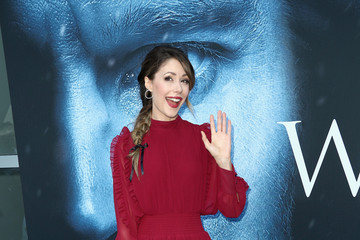 Amanda Crew Premiere of HBO's 'Game of Thrones' Season 7 - Arrivals