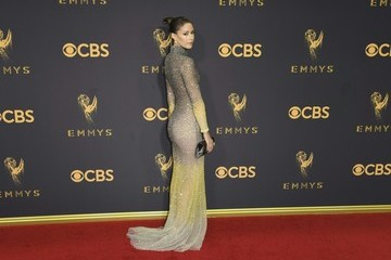 Amanda Crew 69th Annual Primetime Emmy Awards - Arrivals