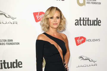 Amanda Holden Attitude Awards 2017 - Red Carpet Arrivals