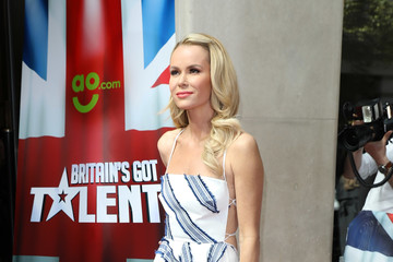 Amanda Holden 'Britain's Got Talent' - Red Carpet