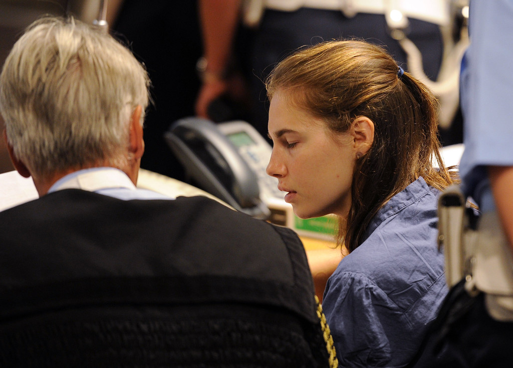 amanda knox trial Amanda knox has been acquitted twice but a new film examines her case as if it's an open question.