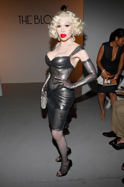 The Blonds - Front Row - Spring 2012 Mercedes-Benz Fashion Week