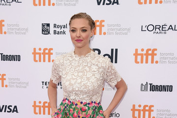Amanda Seyfried 'While We're Young' Premiere - Arrivals - 2014 Toronto International Film Festival