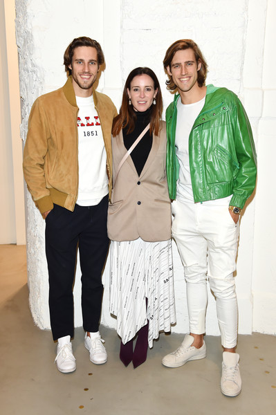 Bally Autumn Winter 2019 Press Presentation