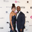 Amanza Smith Brown Celebrities Attend an Oscar Viewing Party