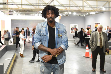 Amare Stoudemire Art Basel Miami Beach 2017 - Media Reception & VIP Viewing
