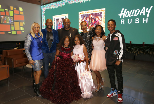 Netflix 'Holiday Rush' Cast And Crew Screening