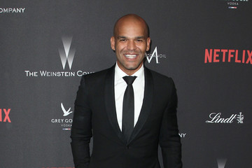 Amaury Nolasco The Weinstein Company and Netflix Golden Globe Party, Presented With FIJI Water, Grey Goose Vodka, Lindt Chocolate, and Moroccanoil - Red Carpet