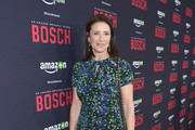 Actress Mimi Rogers attends Amazon Red Carpet Premiere Screening For Season Two Of Original Drama Series, 'Bosch' on March 3, 2016 in Los Angeles, California.