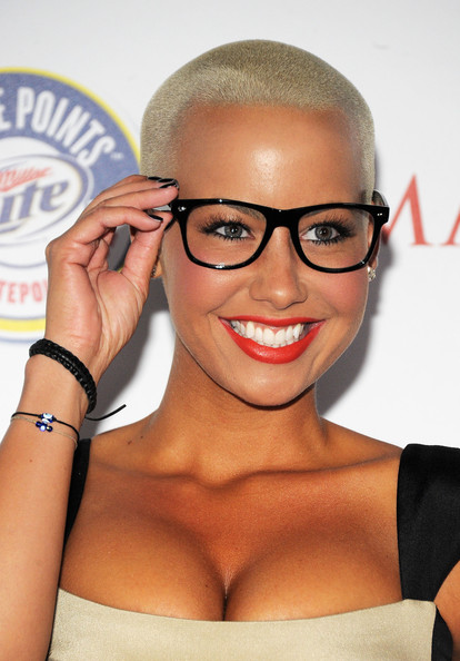 is amber rose pregnant. tattoo Is Amber Pregnant: