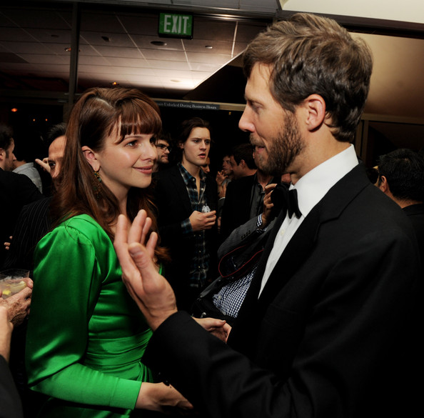 Amber Tamblyn and Aron Ralston