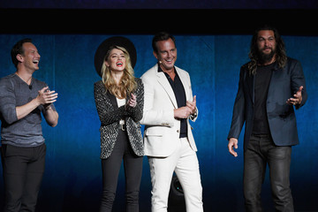 Amber Heard Patrick Wilson CinemaCon 2018 - Warner Bros. Pictures Invites You To 'The Big Picture', an Exclusive Presentation Of Our Upcoming Slate