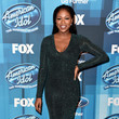 Amber Holcomb FOX's 'American Idol' Finale For The Farewell Season - Arrivals