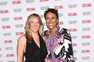 """Amber Laign The Legends Who Paved The Way Gala - Special Screening Of Paramount Pictures' """"SELMA"""" - Arrivals"""
