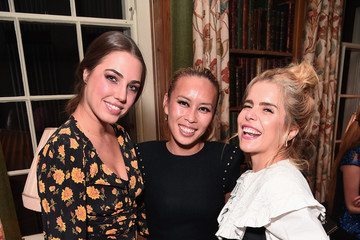 Amber Le Bon Lan Nguyen-Grealis Launches Makeup Probook