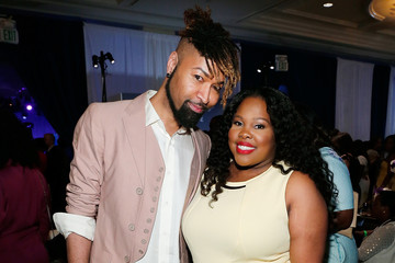 Amber Riley 2016 ESSENCE Black Women in Hollywood Awards Luncheon - Sponsor Activations