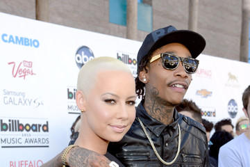 Amber Rose Arrivals at the Billboard Music Awards — Part 3