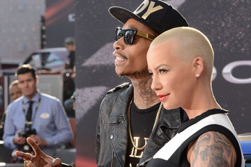Amber Rose 'Fast and Furious 6' Premieres in LA