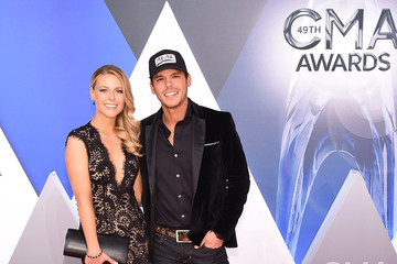 Amber Smith 49th Annual CMA Awards - Arrivals