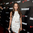 Amber Stevens Entertainment Weekly's Celebration Honoring The 2015 SAG Awards Nominees - Red Carpet