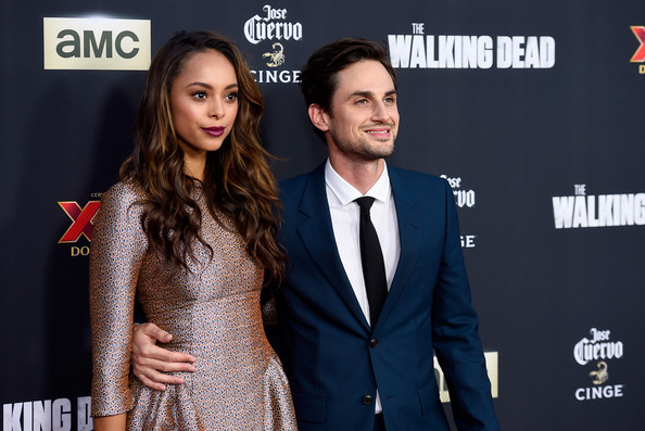 Amber Stevens with Boyfriend Andrew West