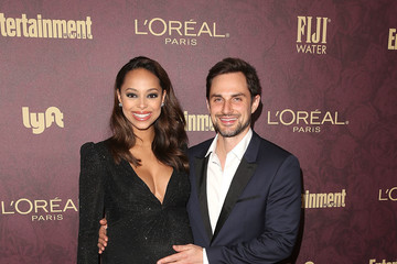 Amber Stevens West FIJI Water At Entertainment Weekly Pre-Emmy Party