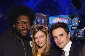 "Amber Tamblyn HBO's ""Boardwalk Empire"" Season Five Premiere - After Party"