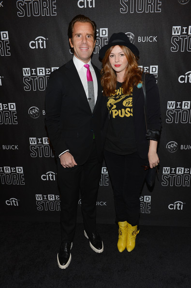 Amber Tamblyn and Scott Dadich Photos Photos - WIRED Magazine\'s 8th ...