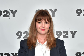 Amber Tamblyn Amber Tamblyn: 'Any Man' Book Release And Conversation With Jodi Kantor