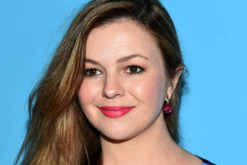 Amber Tamblyn 'An Act of God' Broadway Opening Night - Arrivals And Curtain Call