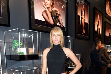 Amber Valetta Etihad Lounge Opening With Amber Valletta - September 2016 - New York Fashion Week: The Shows