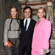 Amber Valletta Vogue Yoox Challenge - The Future Of Responsible Fashion Dinner Event