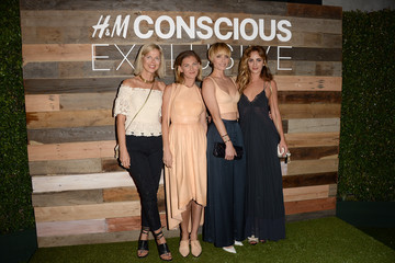 Amber Valletta H&M Conscious Collection Dinner