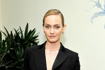 Amber Valletta Stars at the W Magazine Celebration in LA