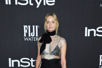 Amber Valletta 2018 InStyle Awards With Fiji