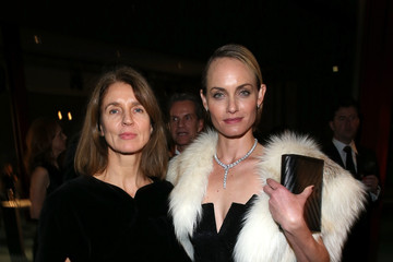 Amber Valletta LACMA 2015 Art+Film Gala Honoring James Turrell and Alejandro G Inarritu, Presented by Gucci - Inside