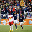 Ambroise Oyongo New York Red Bulls v New England Revolution - Eastern Conference Final - Leg 2