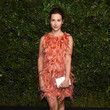 Amelia Warner Charles Finch And Chanel Pre-Oscar Awards Dinner At Madeo In Beverly Hills