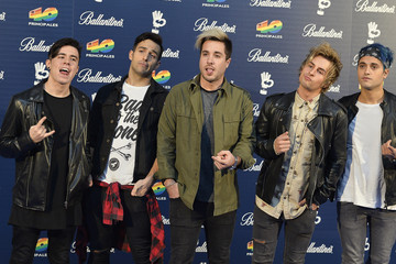 Amelie 40 Principales Awards 2015 - Photocall