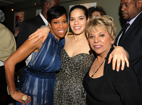 Our Family Wedding.America Ferrera And Lupe Ontiveros Photos Photos Premiere Of Our