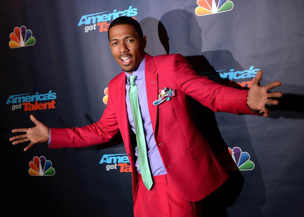 Image result for nick cannon and america's got talent