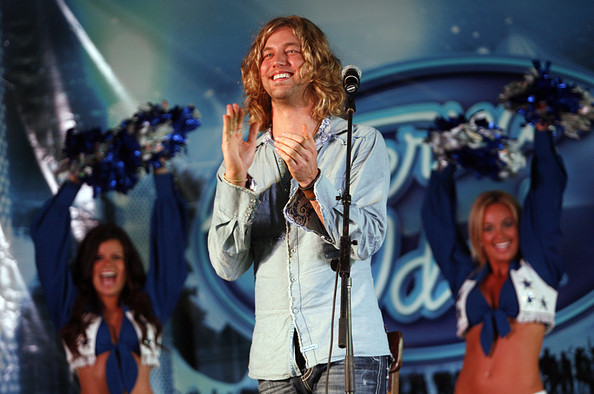 american idol casey james. Life is good for Casey!