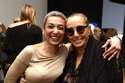 Zainab Salbi and Donna Karan attend American Ballet Theatre Women's Movement Hosted by Donna Karan at Urban Zen during Women's History Month on March 13, 2019 in New York City.