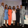 Star Jones and Nate Parker Photos